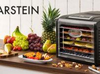 Vyhraj stylovou sušičku potravin Klarstein