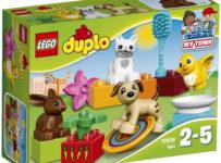 Vyhrajte Lego Duplo s domácími mazlíčky