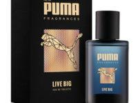 Soutěž o pánskou vůni Live Big od značky Puma