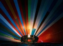 Soutěž o voucher na let balónem nad Karlštějnskem a Berounskem