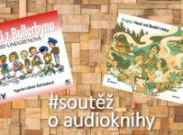 Soutěž o dvě audioknihy pro děti