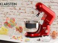 Vánoční soutěž o kuchyňský robot Klarstein Bella Rossa