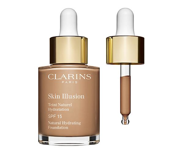 Soutěž o 2x make-up Skin Illusion od Clarins