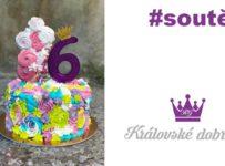 Soutěž o dort z Královských dobrot