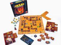 Soutěž o rodinnou hru FARAO Tajemství prastaré hrobky