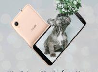 Vánoční soutěž o ZenFone Live L1