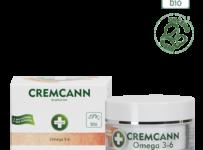 Vyhrajte BIO pleťový krém Annabis Cremcann Omega 3-6