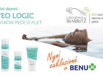 Vyhrajte balíček od Laboratoires de Biarritz, která je nyní v prodeji v lékárnách Benu