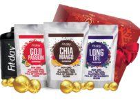 Vyhrajte skvělý vánoční dárek plný superfood