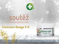 Soutěž o 3x krém Cremcann Omega 3-6