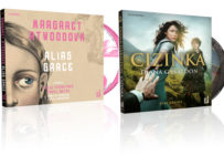 Soutěž o dvě audioknihy Cizinka a Alieas Grace