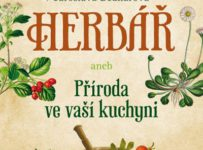Soutěž o knihu Herbář aneb příroda ve vaší kuchyni