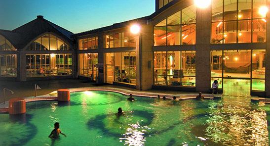 Soutěž o pobyt v luxusním termálním hotelu v maďarském Sárváru