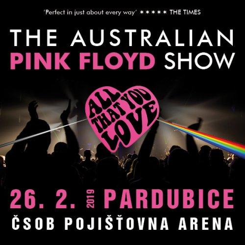 Soutěž o vstupenky na The Australian Pink Floyd Show do Pardubic