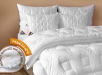 Soutěžte o luxusní ložní soupravu Silver Plus, polštář a přikrývku