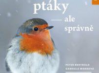 Soutěž o knihu Krmíme ptáky – ale správně