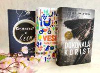 Vyhrajte 3 knihy na dlouhé zimní večery