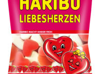 Soutěž o 3x balíček plný srdíček Haribo