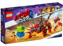 Soutěž o 3x stavebnici LEGO Ultrakatty a válečnice Lucy