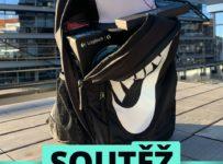 Soutěž o batoh NIKE, produkty a sluchátka Logitech