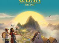 Soutěž o rodinnou hru CATAN – ŘÍŠE INKŮ
