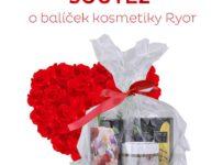 Valentýnská soutěž o krásný balíček české kosmetiky Ryor