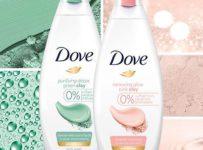Vyhrajte jeden ze 3 balíčků sprchových gelů Dove