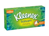 Soutěž o kapesníky Kleenex Balsam na celý rok pro 5 z vás!