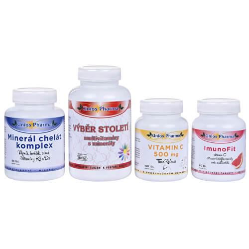 Soutěž o 1 x balíček produktů Unios Pharma