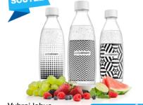 Soutěž o 9 lahví Fuse Black&White od SodaStream