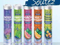 Soutěž o balíček pěti šumivých tablet plných vitamínů