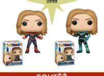Soutěž o figurku Captain Marvel dle svého výběru