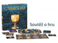 Soutěž o hru Mercado od Piatniku