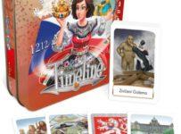 Soutěž o karetní hru Timeline Česko