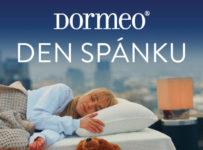 Soutěž o nákupy produktů Dormeo v hodnotě 8 000 Kč