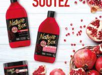 Soutěž o novou řadu veganské kosmetiky Nature Box s granátovým jablkem