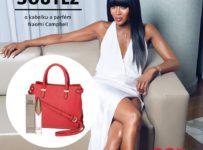 Soutěž o pSoutěž o parfém a červenou kabelku z exkluzivní kolekce Naomi Campbellarfém a červenou kabelku z exkluzivní kolekce Naomi Campbell