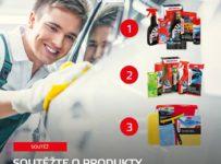Soutěž o produkty SHERON na údržbu automobilu