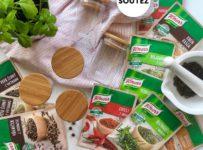 Soutěž o sadu kořenek a zásobu koření Knorr