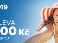 Soutěž o slevu 20 000 Kč na vaši dovolenou