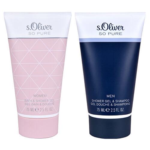 Soutěž o sprchové gely s.Oliver