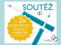 Soutěž o 2x elektrický kartáček SENCOR