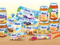 Soutěž o 5 balíčků s dětskou stravou Alete v hodnotě 450 Kč
