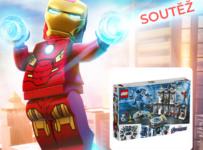 Soutěž o LEGO Marvel Avengers, Iron Man a jeho obleky