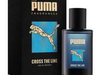 Soutěž o toaletní vodu Puma Cross The Line