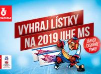 Soutěž s BENZINOU o lístky na IIHF MS v ledním hokeji