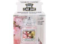 Soutěžte o Yankee Candle osvěžovač do auta!