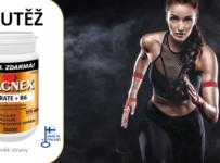 Vyhrajte doplněk stravy Magnex citrate 100+50 tablet