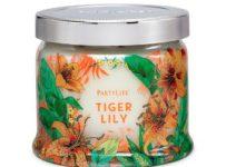 Vyhrajte luxusní svíčku s vůní Tygří lilie