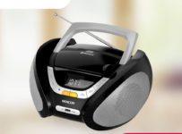 Vyhrajte stereofonní rádio SENCOR SPT 2320 s CD